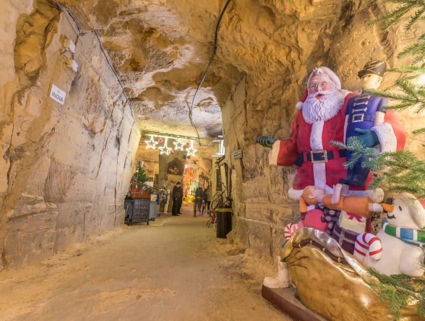 mergelgrotten maastricht grotten valkenburg
