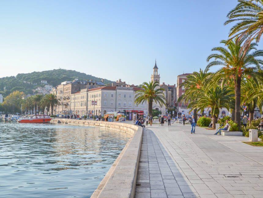 split kroatie rondreis