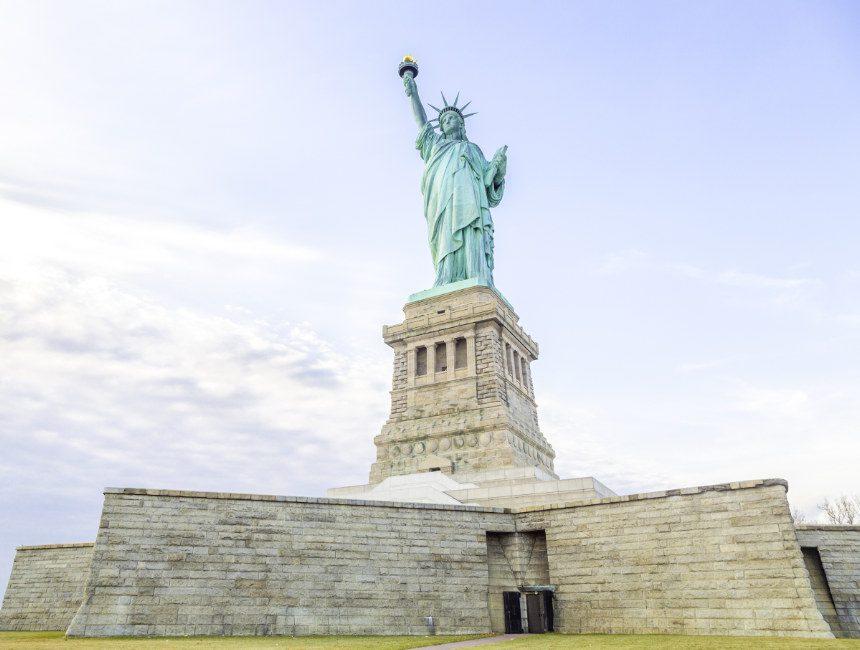 statue of liberty vrijheidsbeeld