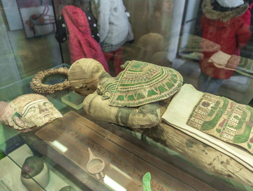 Belphegor mummie louvre