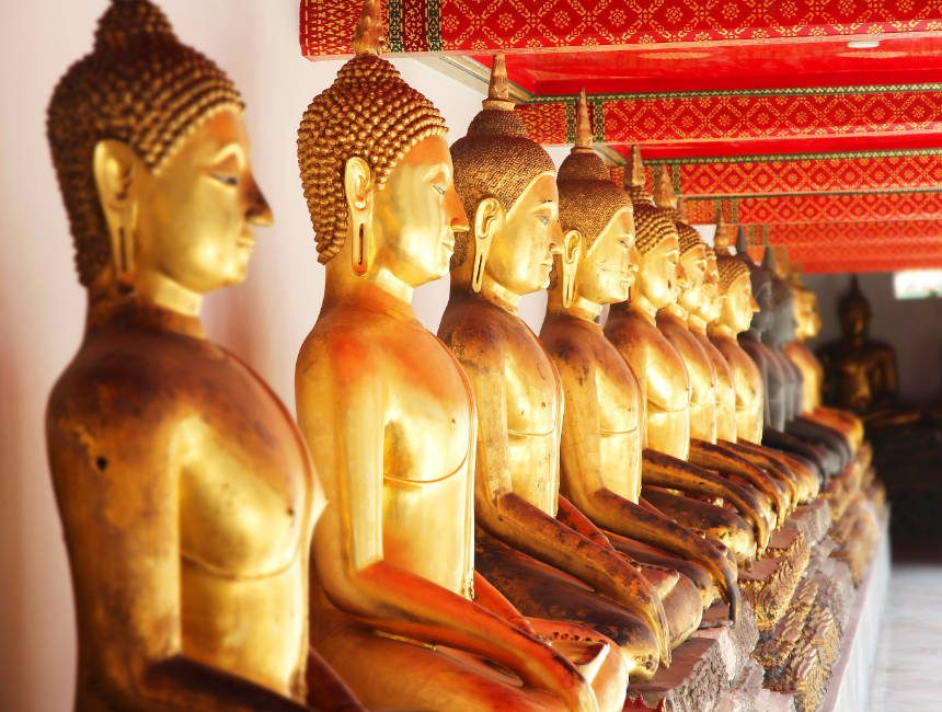 Phra Rabiang Wat Pho