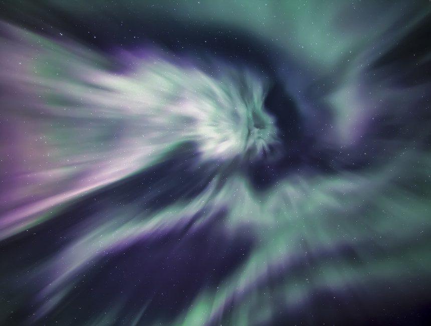 aurora borealis aurora australis