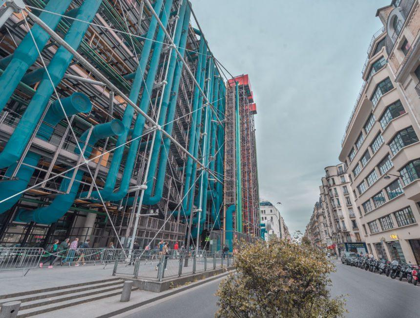 bezoek centre pompidou