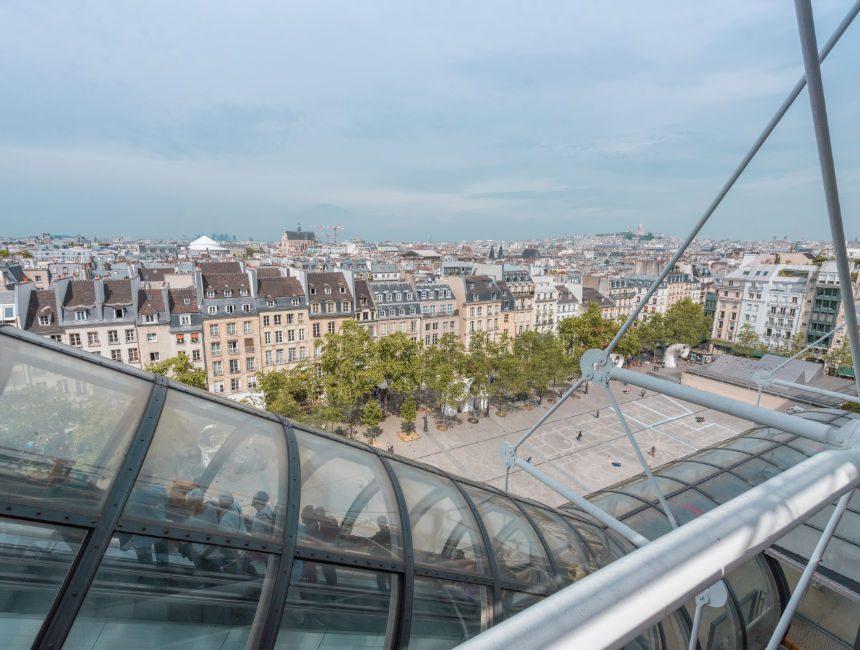 centre pompidou bezoeken