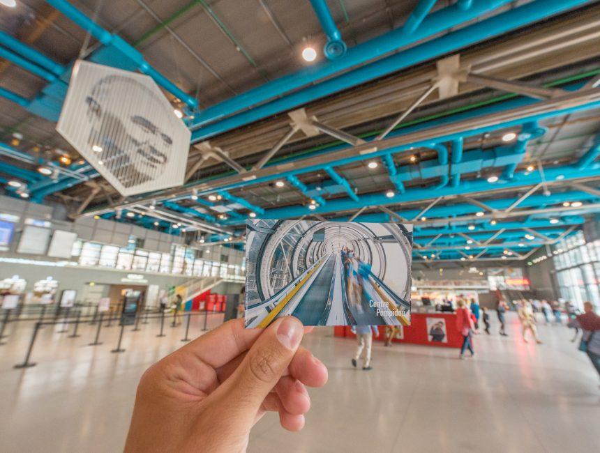 centre pompidou tickets