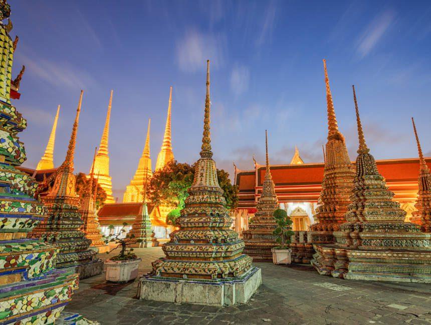 liggende boeddha bangkok