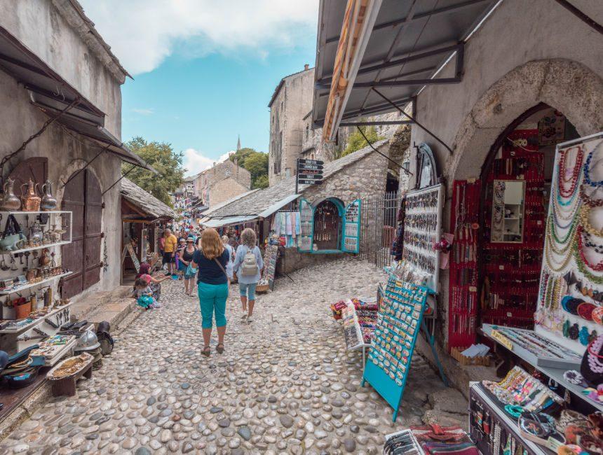 mostar bezoeken vanuit dubrovnik