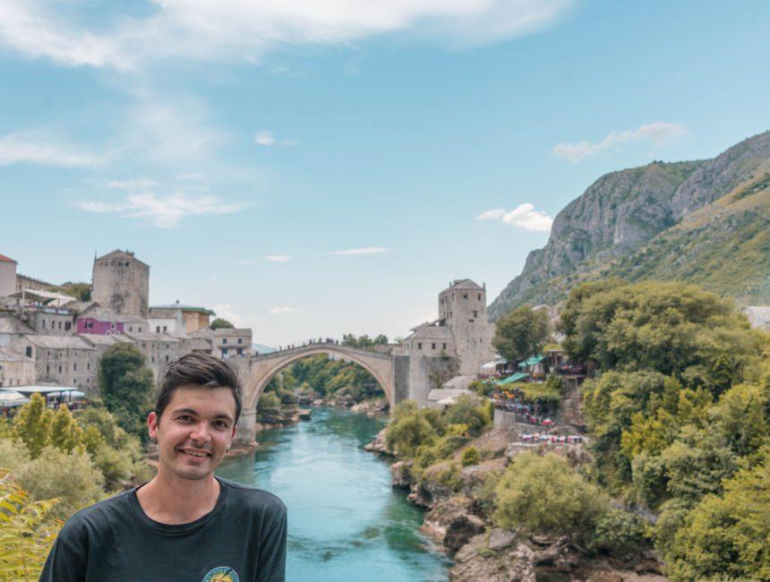 Mostar Bosnië