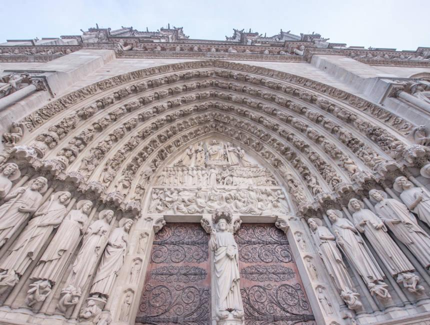 Notre Dame bezoeken