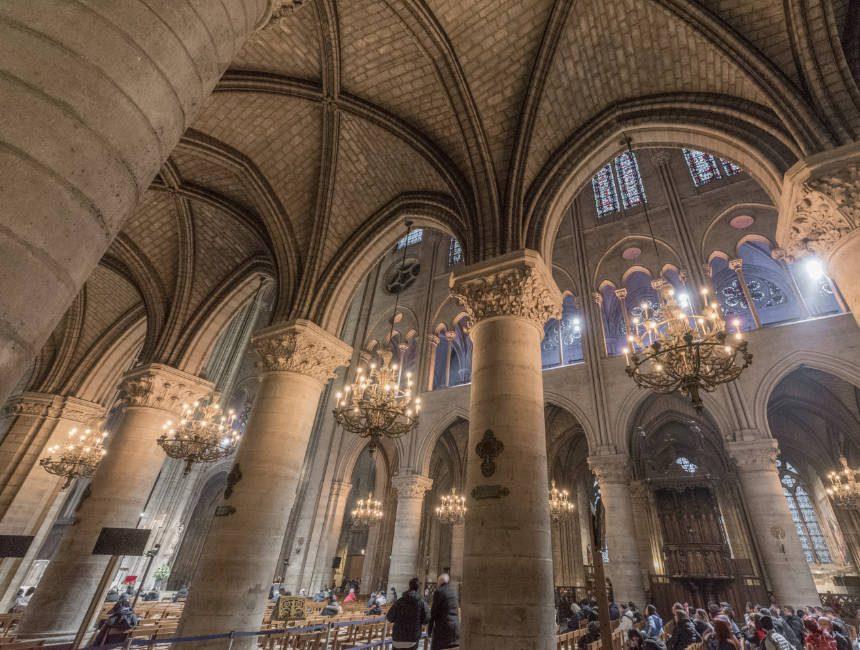 Notre-Dame Parijs bezoeken