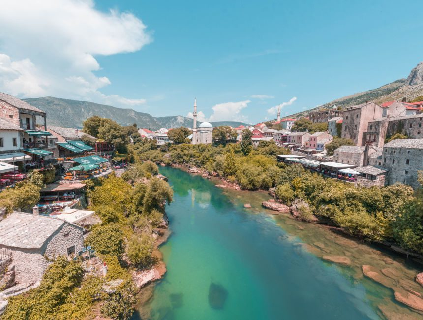 things to do in mostar mosque