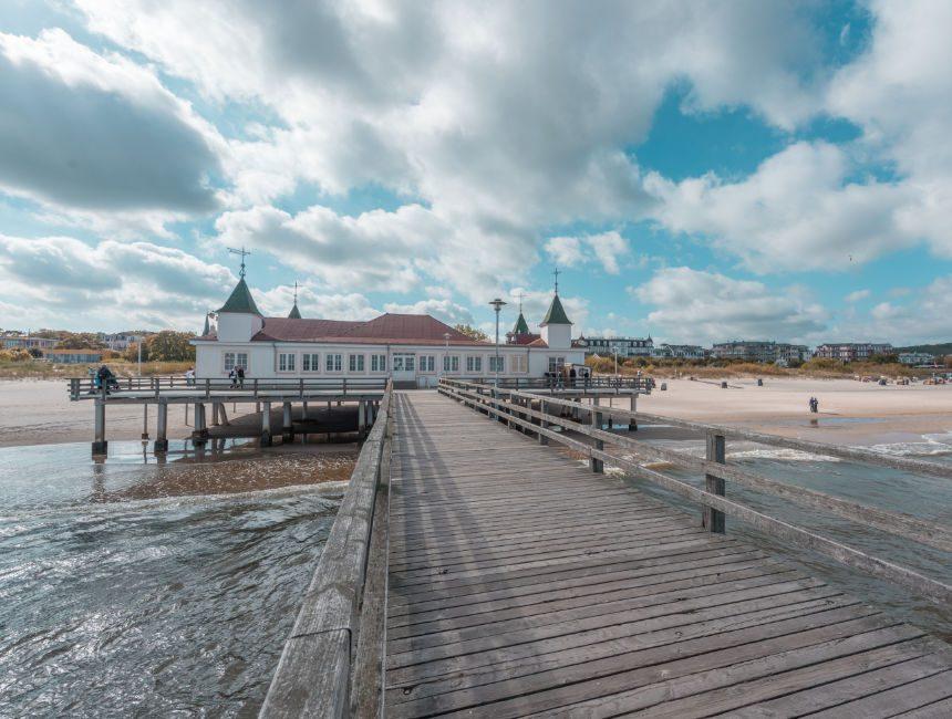 ahlbeck pier usedom