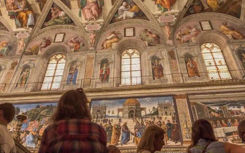 bezoeken Vaticaanse musea
