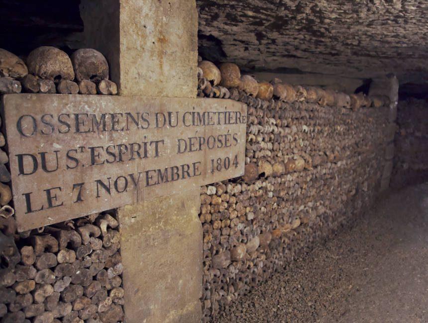 catacomben van parijs bezienswaardigheden