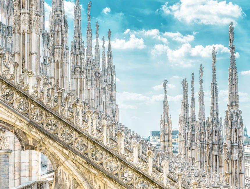 kathedraal milaan bezoeken