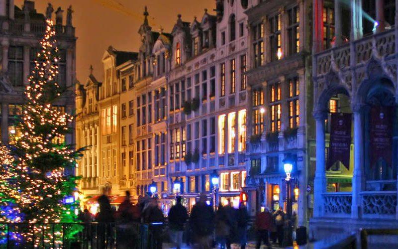 kerstmarkten belgie