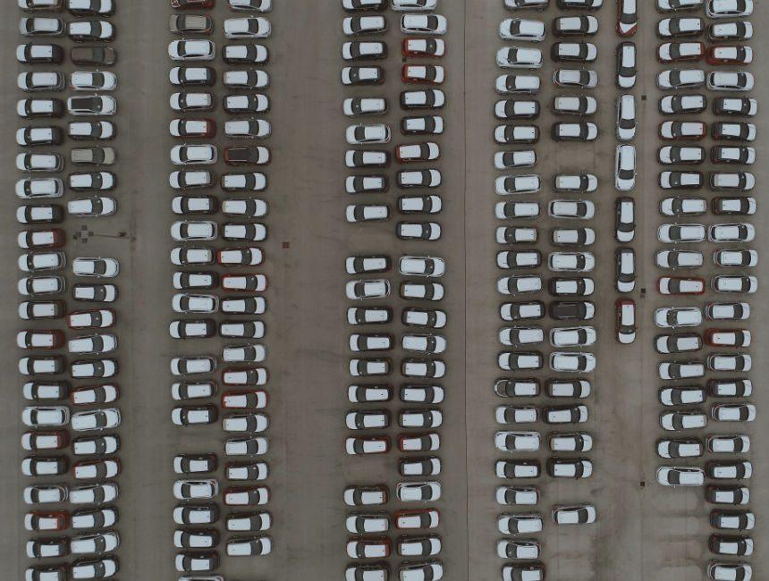 luchthaven brussel parkeren