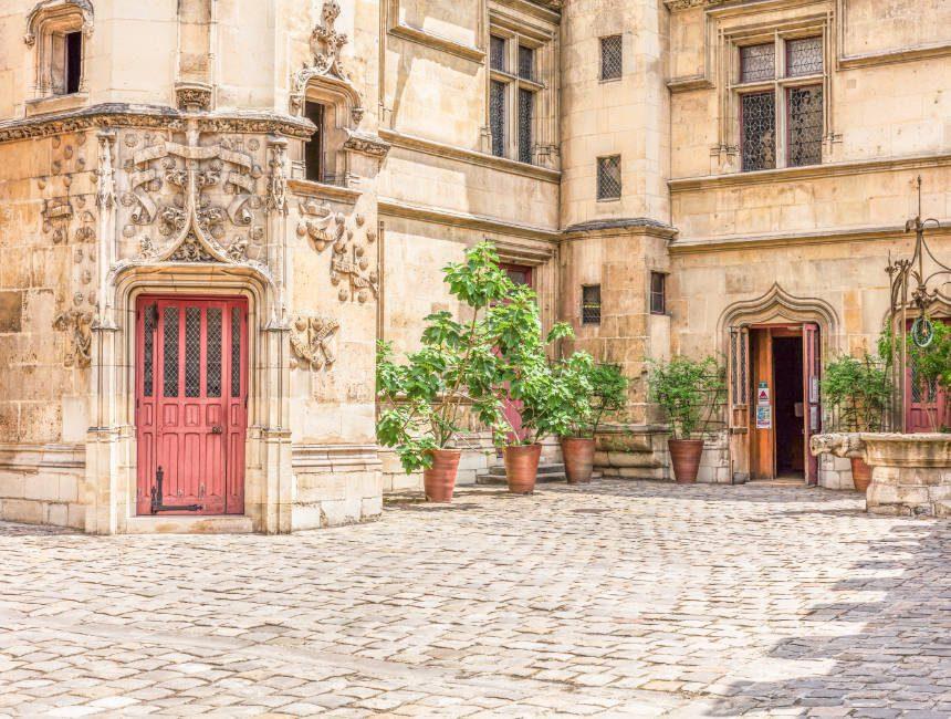 musee de cluny parijs musea