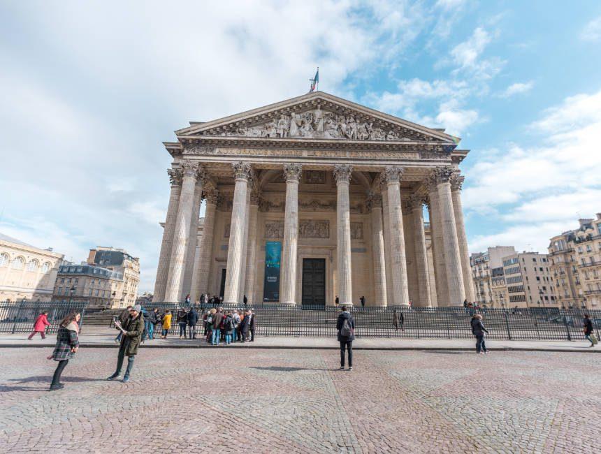 pantheon parijs tickets