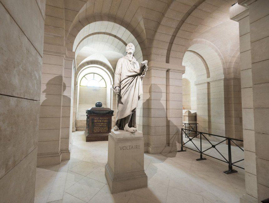 Parijs panthéon