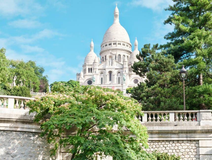 Sacre coeur montmartre parijs bezienswaardigheden