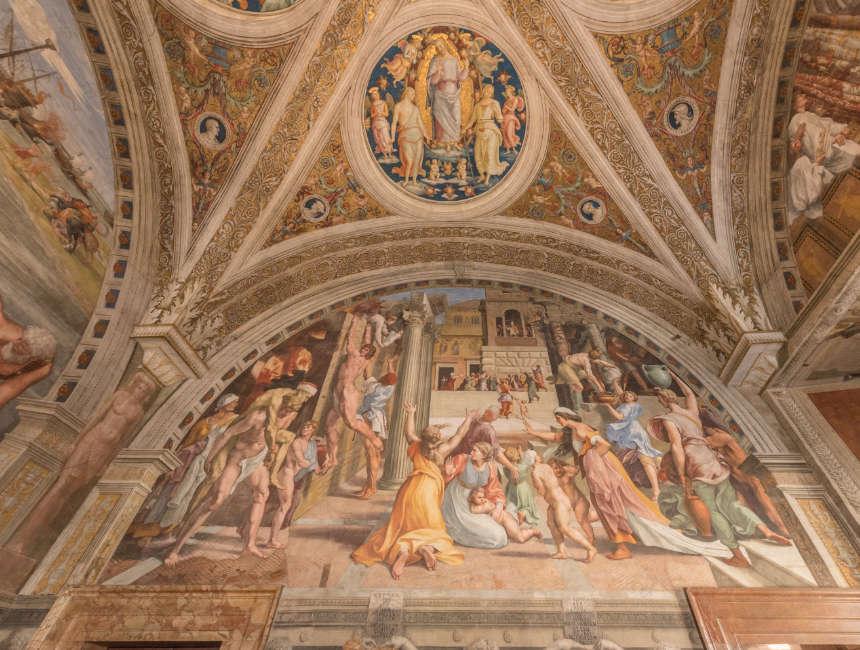 vaticaanse musea bezoeken