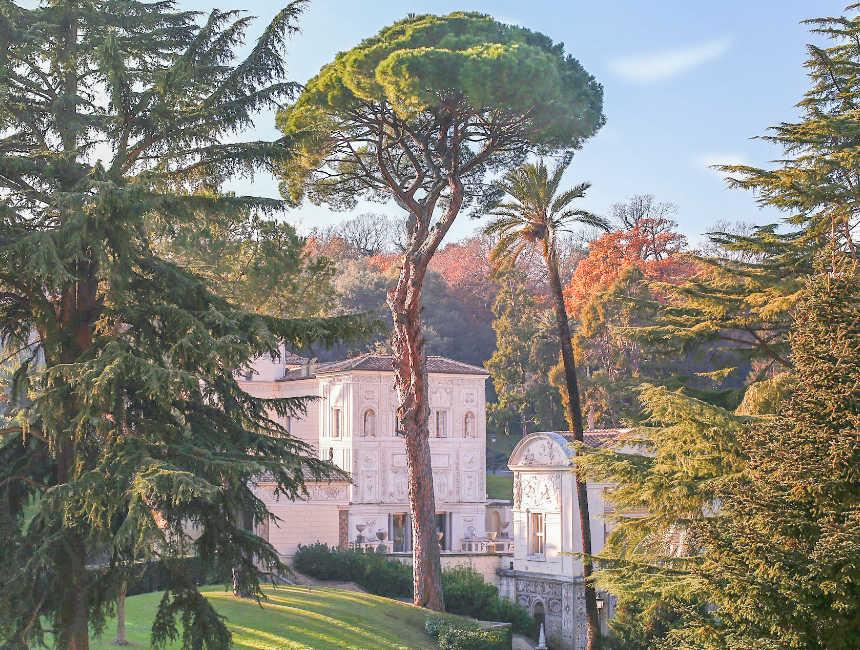 vaticaanse tuinen