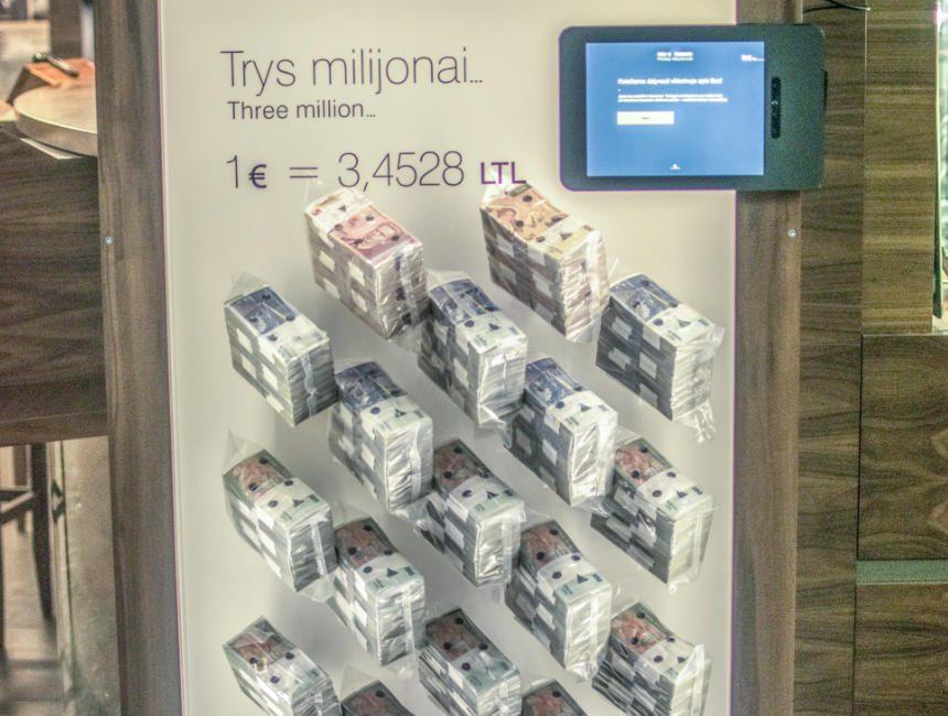 geldmuseum litouwen dingen om te doen