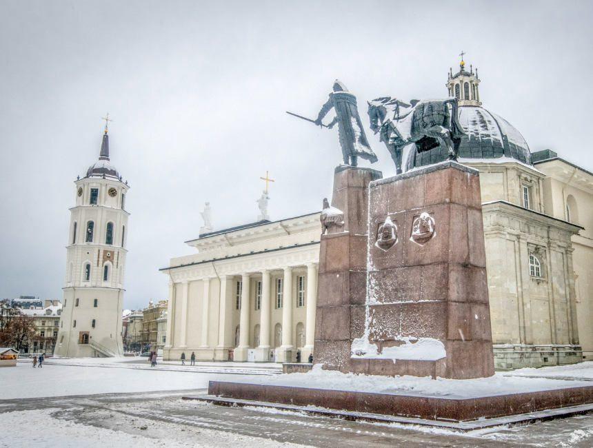 kathedraal van Vilnius