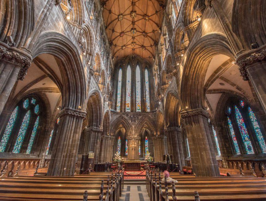 bezienswaardigheden glasgow kathedraal