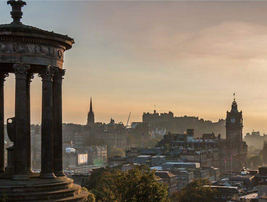 Calton Hill Edinburgh bezienswaardigheden