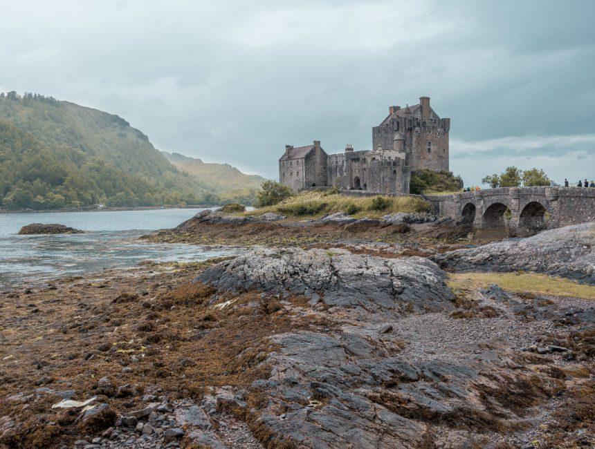 eilean donan castle hoogtepunten schotland