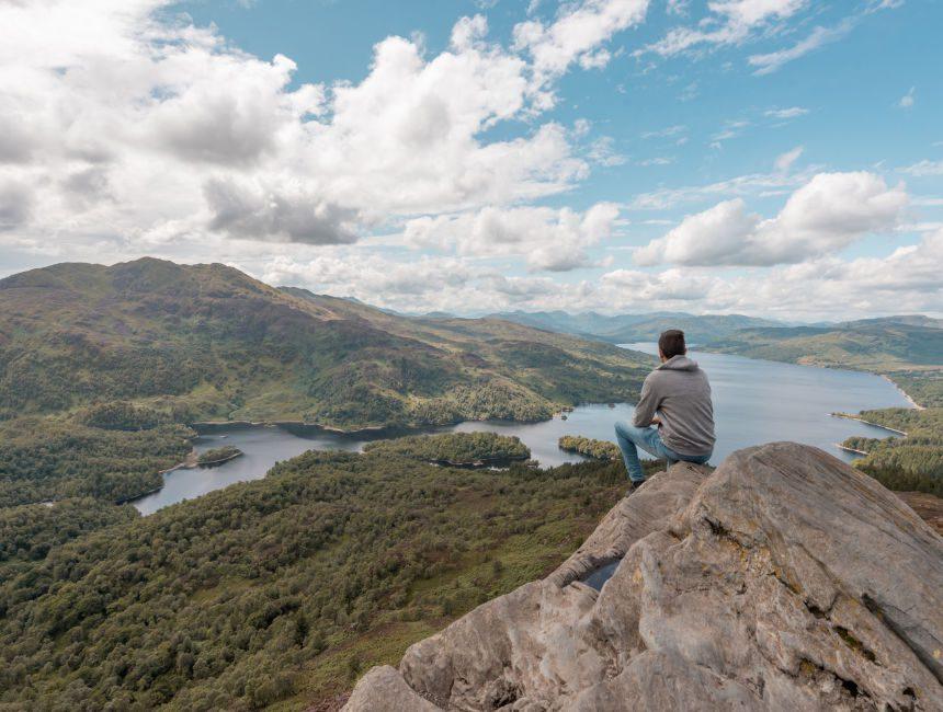 Loch Lomond bezienswaardigheden Schotland