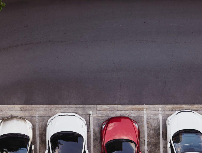 parkeren nabij charleroi luchthaven