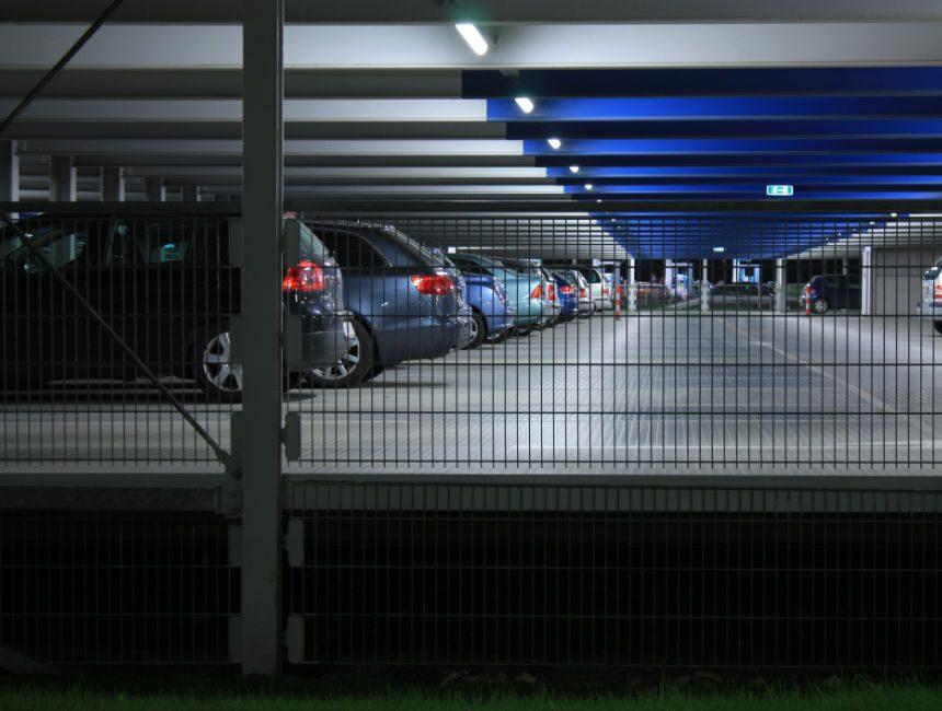 parkeren op luchthaven charleroi