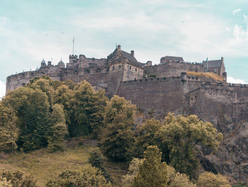schotse bezienswaardigheden edinburgh castle