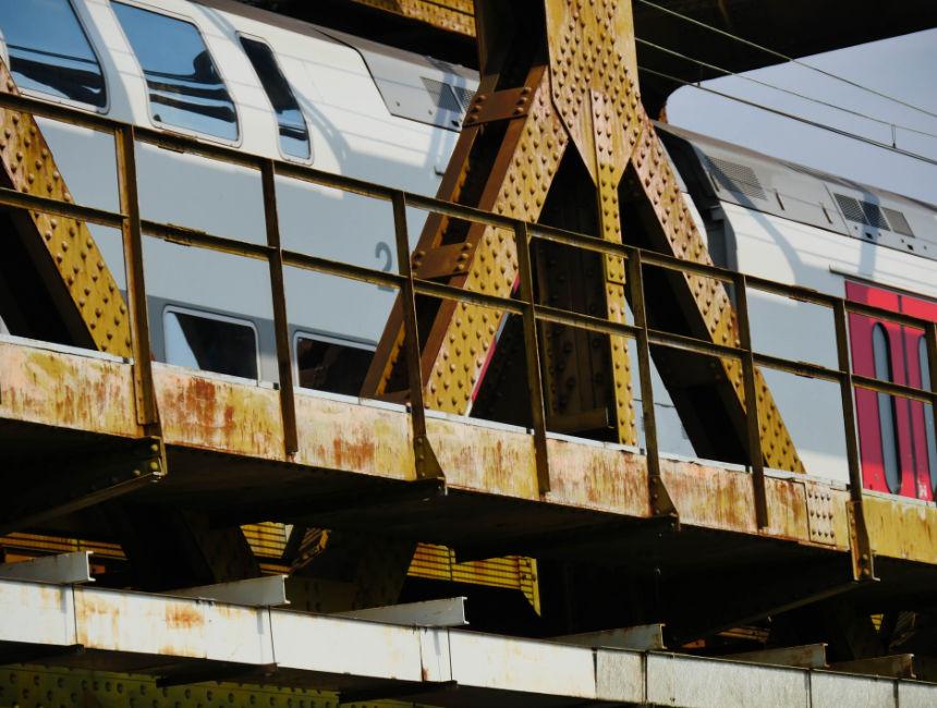 trein naar charleroi luchthaven