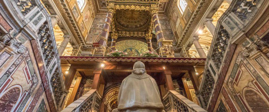 basilica di santa maria maggiore reisgids rome
