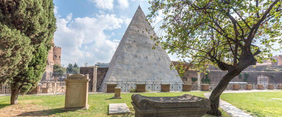 cimitero acattolico reisgids rome