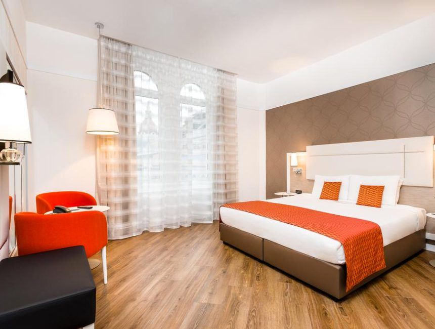 Hotel Parlament Boedapest