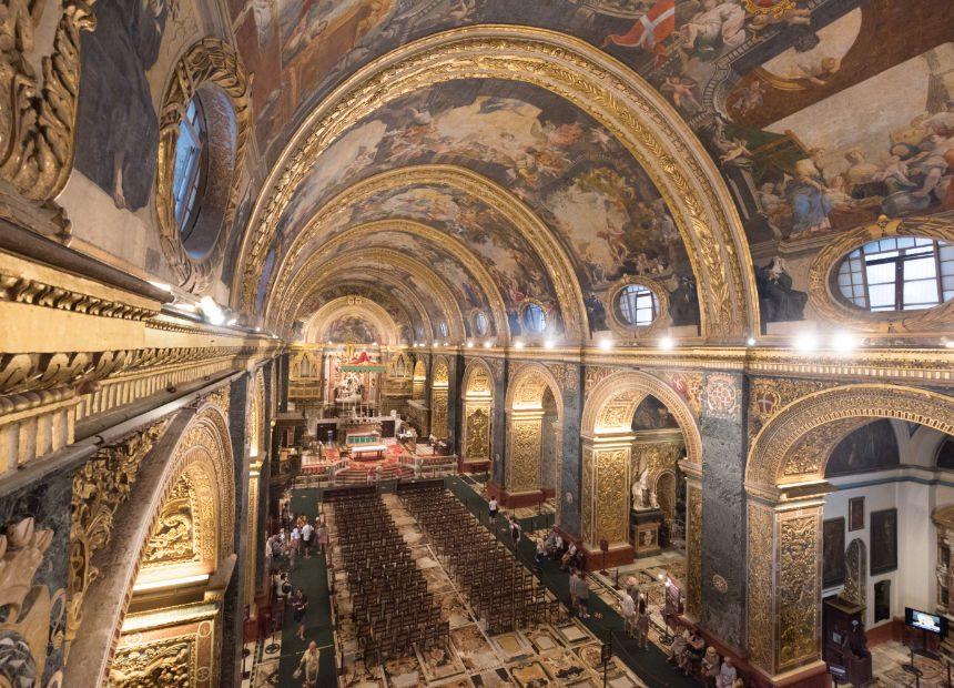 bezienswaardigheden malta sint janscokathedraal