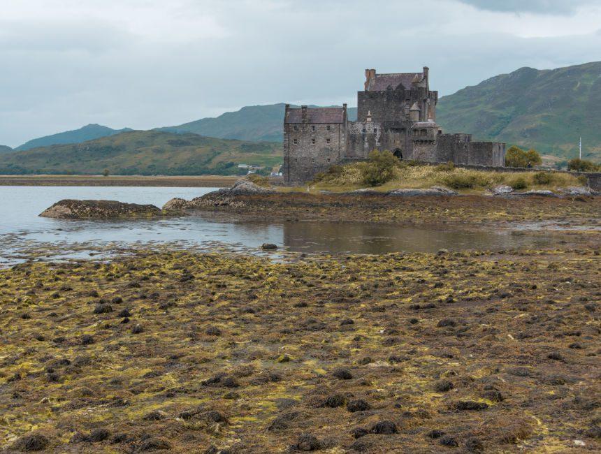 eilean donan castle schotland rondreis