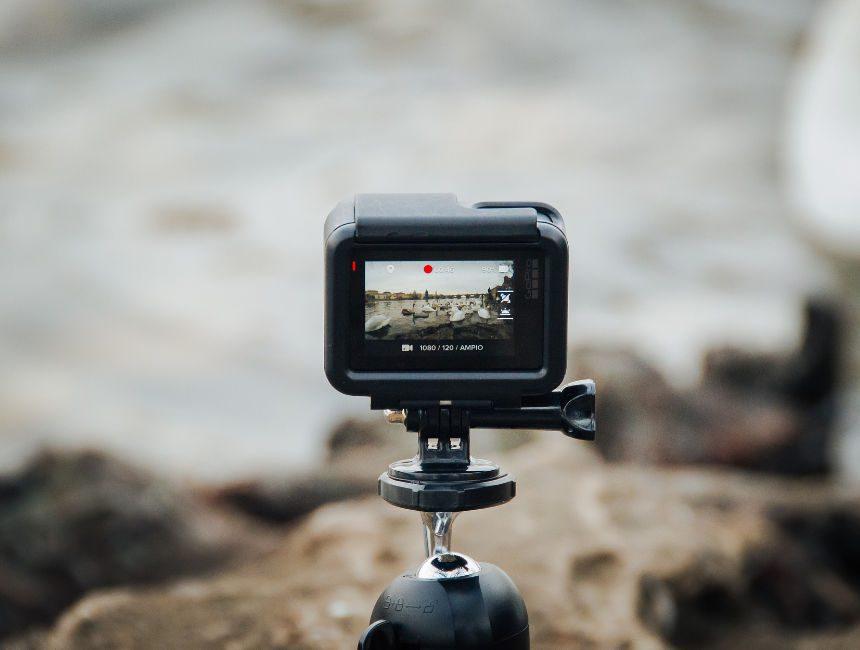 GoPro onderdelen