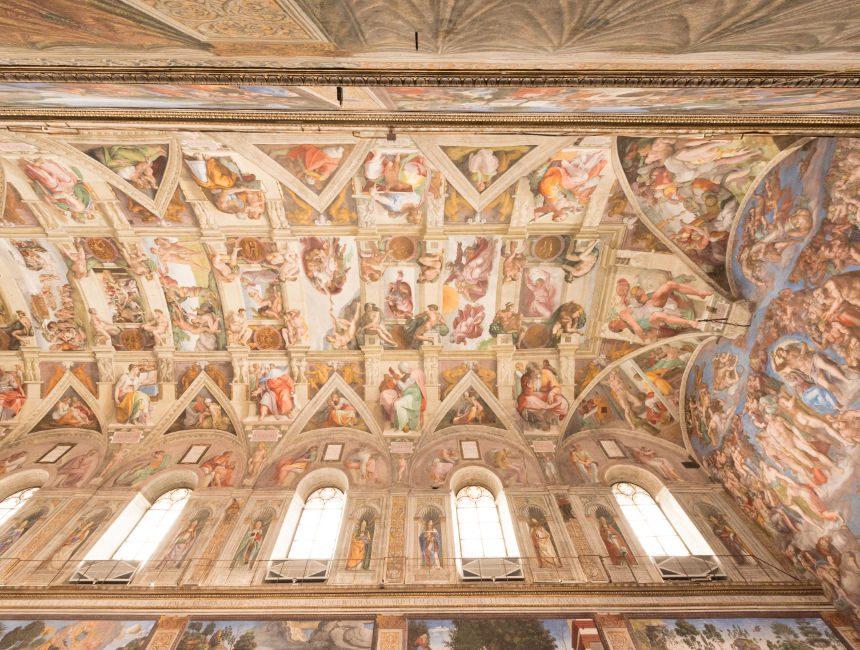 kaartjes sixtijnse kapel