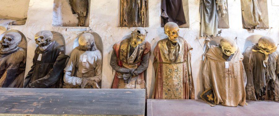 kapucijnen klooster palermo