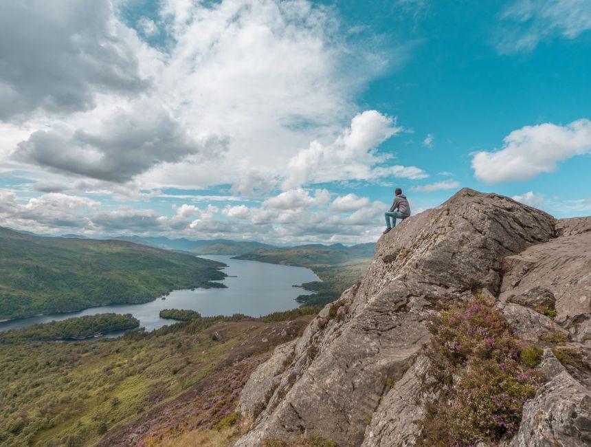 Loch Lomond Schotland