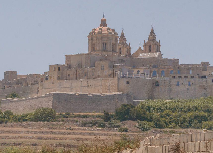 malta game of thrones mdina