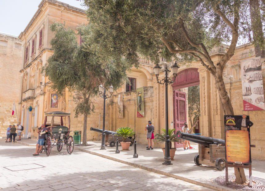Mdina bezienswaardigheden Malta