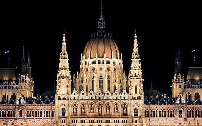 parlement boedapest bezoeken