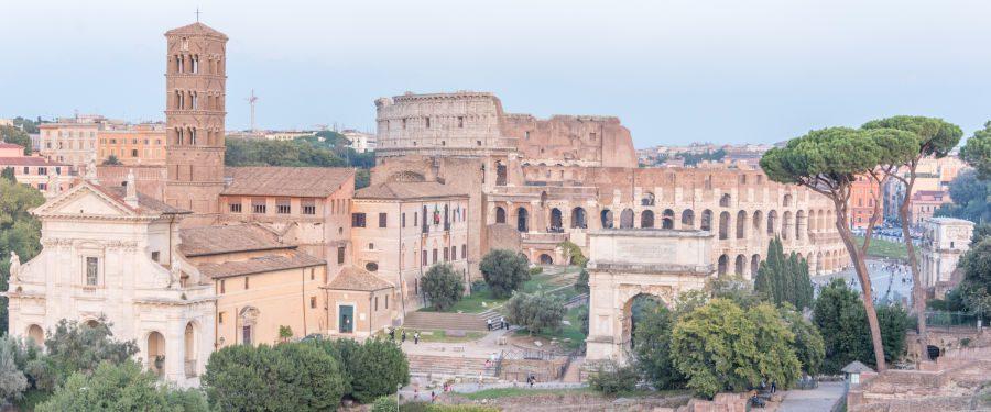 colosseum rome reisgids